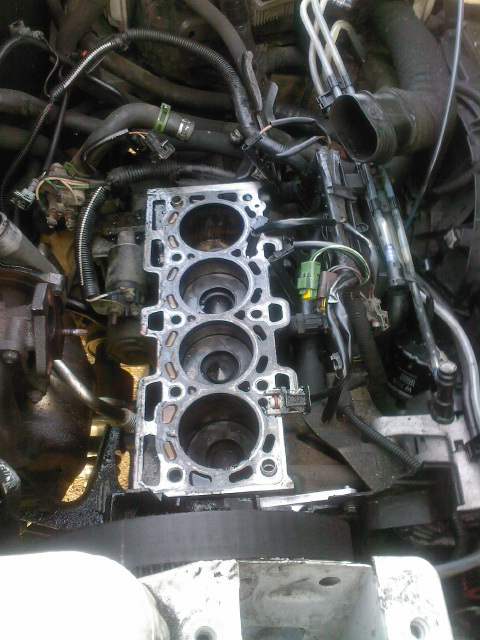 Head Gasket Replaced