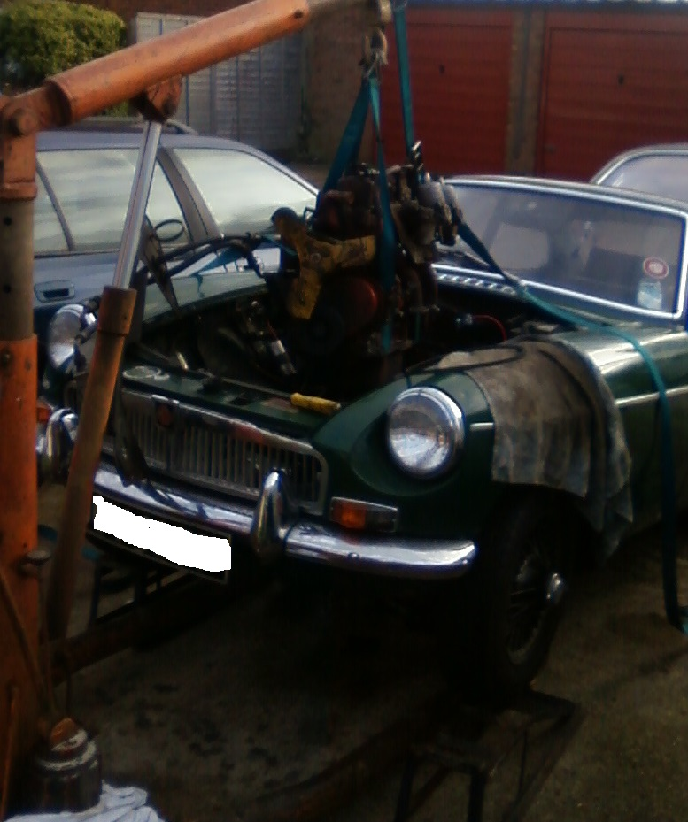 Classic Cars Repaired
